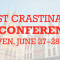 First Crastina IRL Unconference in Leuven, Belgium, June 27–28 2016