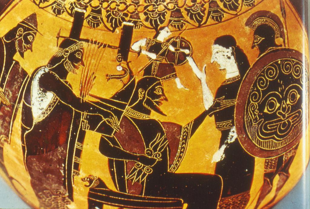 Zeus-Athene